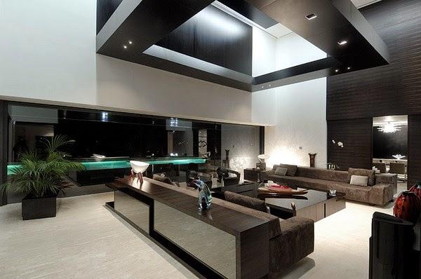 Fotos de salas muy elegantes salas con estilo - Salones elegantes y modernos ...