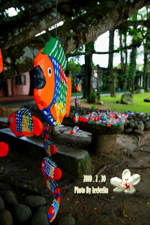 林貴工坊|石雕裝置藝術~南投埔里牛耳石雕藝術渡假村一日遊