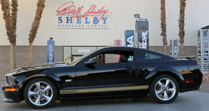 The Carroll Shelby Foundation to Auction One-of-One 50th Anniversary Shelby GT-H Prototype