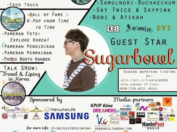 """Korean Culture Day """"Finding Your Seoul"""""""