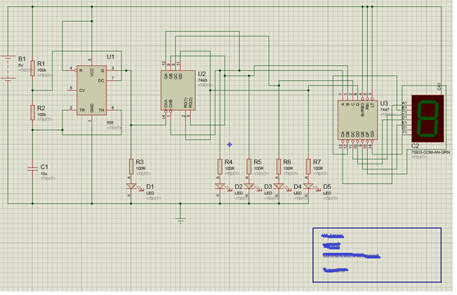 logic diagram 7493 assignments for engineering 555timer circuit assignment very rare  555timer circuit