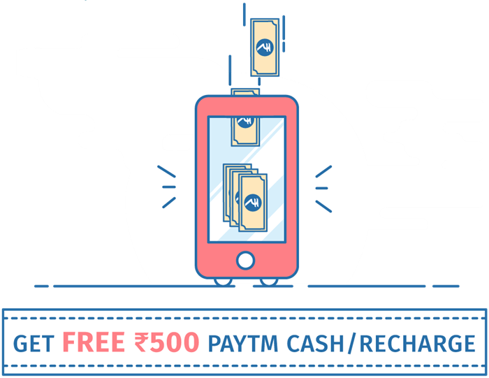 Allow Buyhatke Notification and get Rs. 300 Paytm Cash and recharge