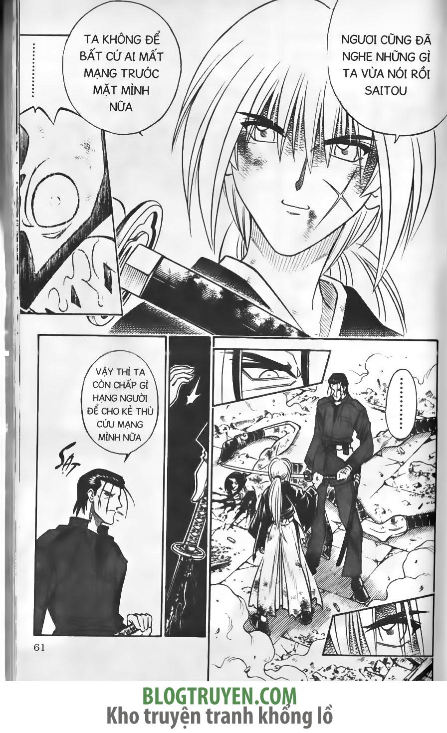 Rurouni Kenshin chap 199 trang 19