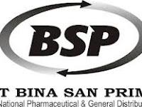 Lowongan Kerja PT. Bina San Prima Pekanbaru