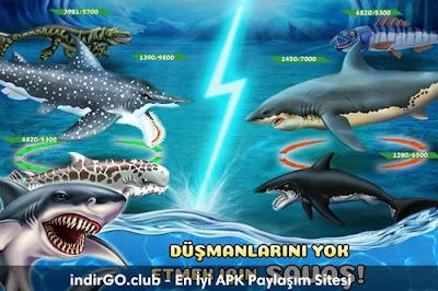 Shark World MOD APK