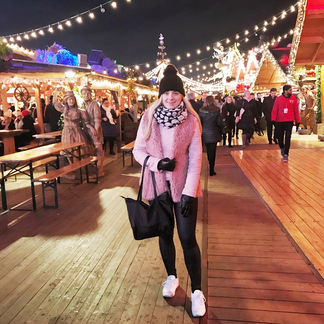 londyn winter wonderland 2017