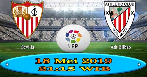 Prediksi Bola855 Sevilla vs Ath Bilbao 18 Mei 2019