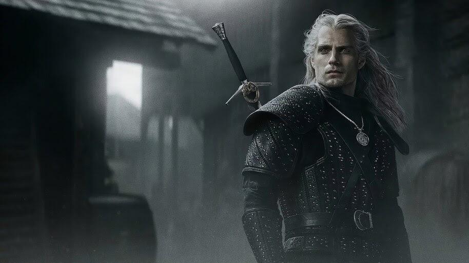 The Witcher, Geralt, Netflix, 8K, #7.1002