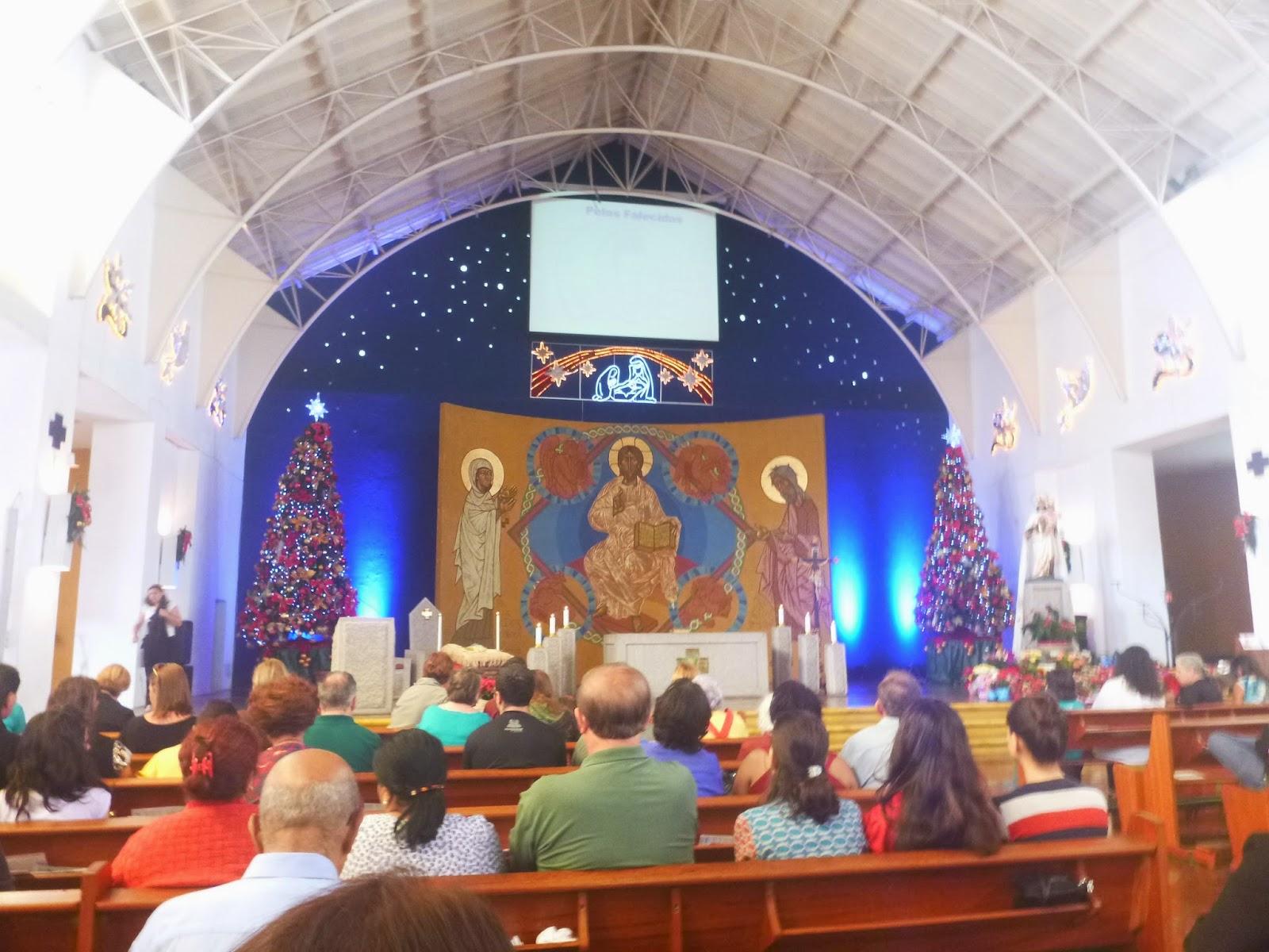 Santuário Nossa Senhora do Carmo - Curitiba
