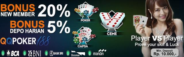 Jadikan Taruhan Poker Kalian Lebih Aman Dan Nyaman Dengan QQpoker188.com