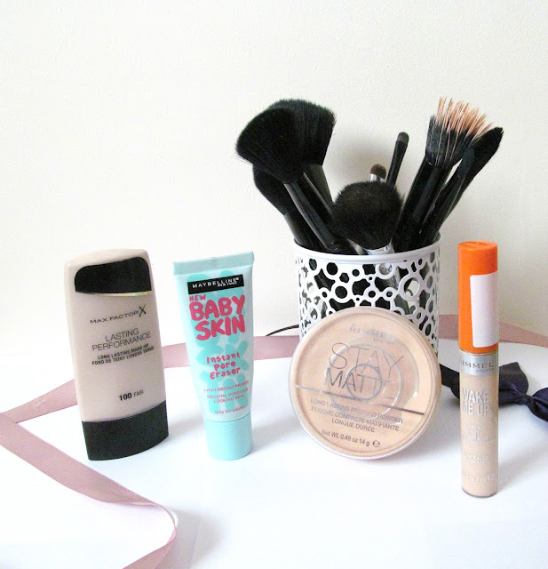 everyday makeup routine blog post