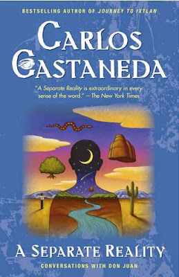 A Separate Reality by Carlos Castaneda – front cover