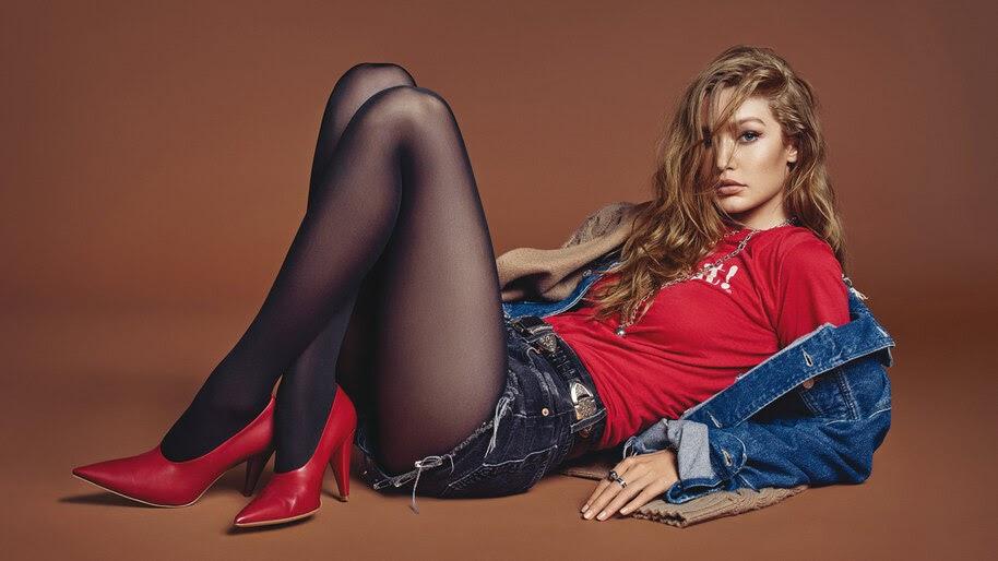 Gigi Hadid, Vogue, Model, Photoshoot, 4K, #4.2556