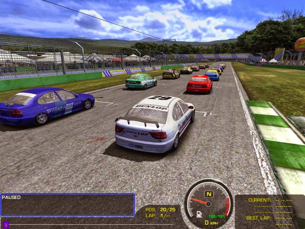 Rfactor Cars downloads