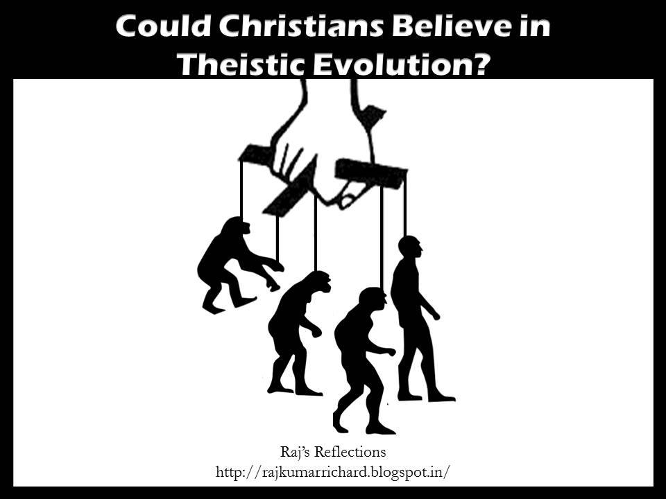 can christians beleive in evolution and Some muslims don't believe in evolution either in slate, i've written about but christian creationists can't stop pushing creationism.