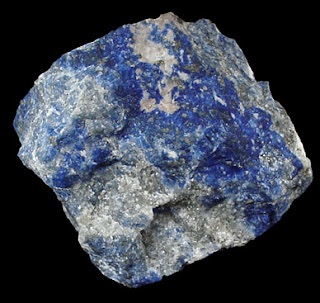 lapislazuli ex piedra nacional de chile - foro de minerales