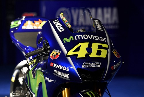 Inilah Taksiran Harga Motor Valentino Rossi Yamaha Yzr M1