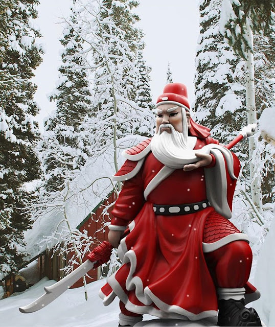 Santa Guan ซานตาคลอสกวนอู