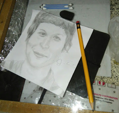 Michael Cera Drawing