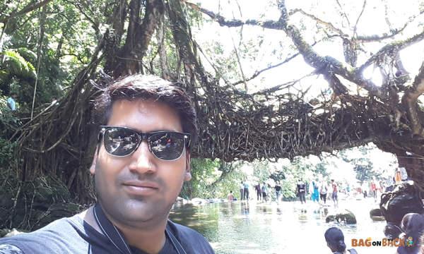 Root Bridge, Meghalaya