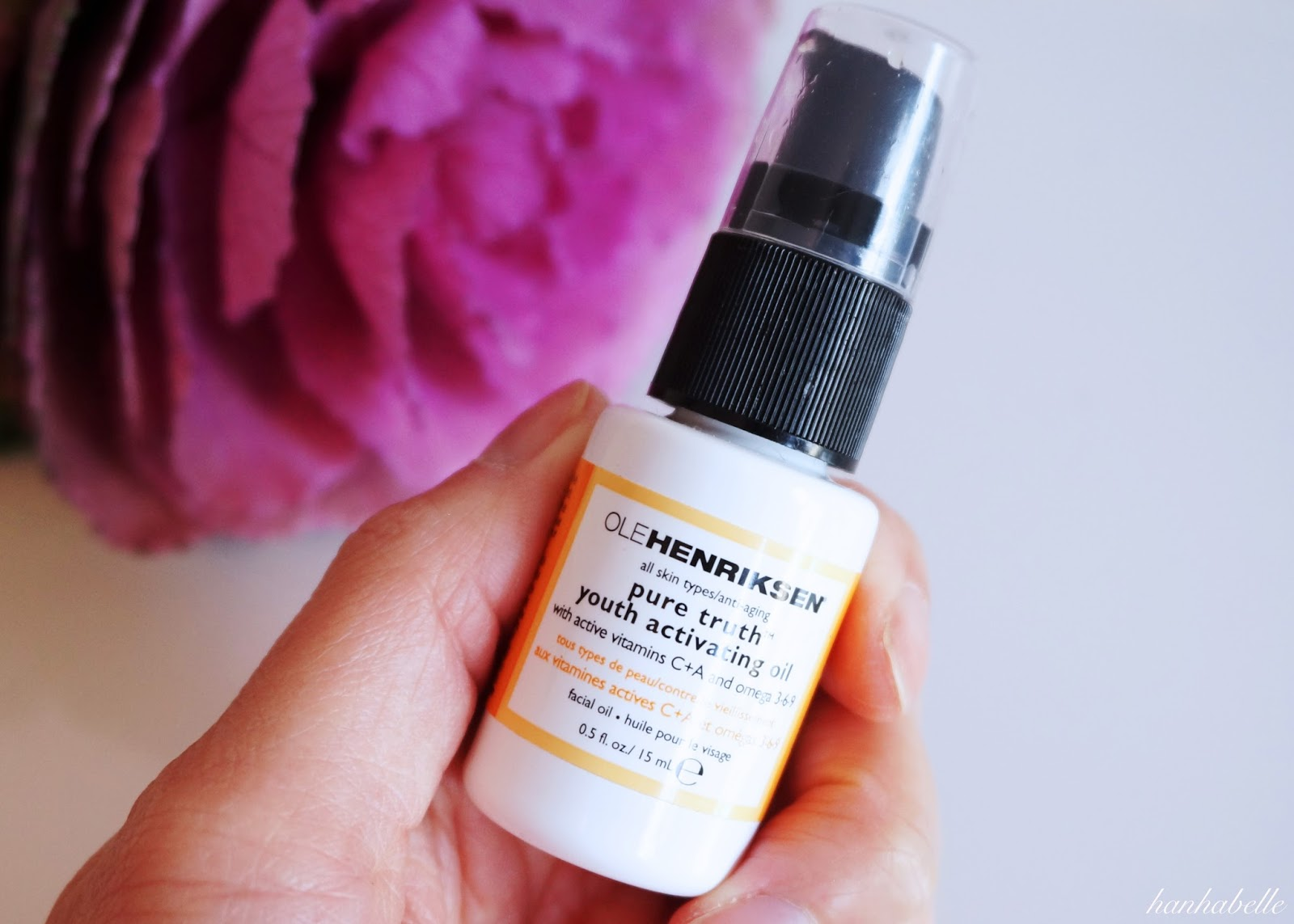 ole henriksen pure truth activating oil