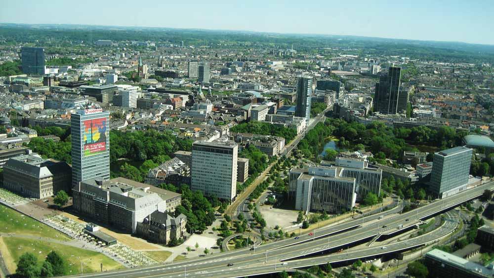 Düsseldorf, Gjermania