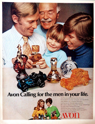 Avon calling for the men in your life