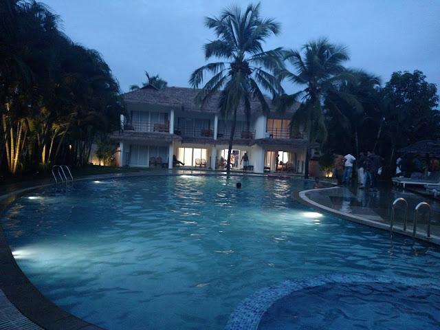 Beach resort, Swimming pool, Bekal, Malabar ocean-front resort and spa