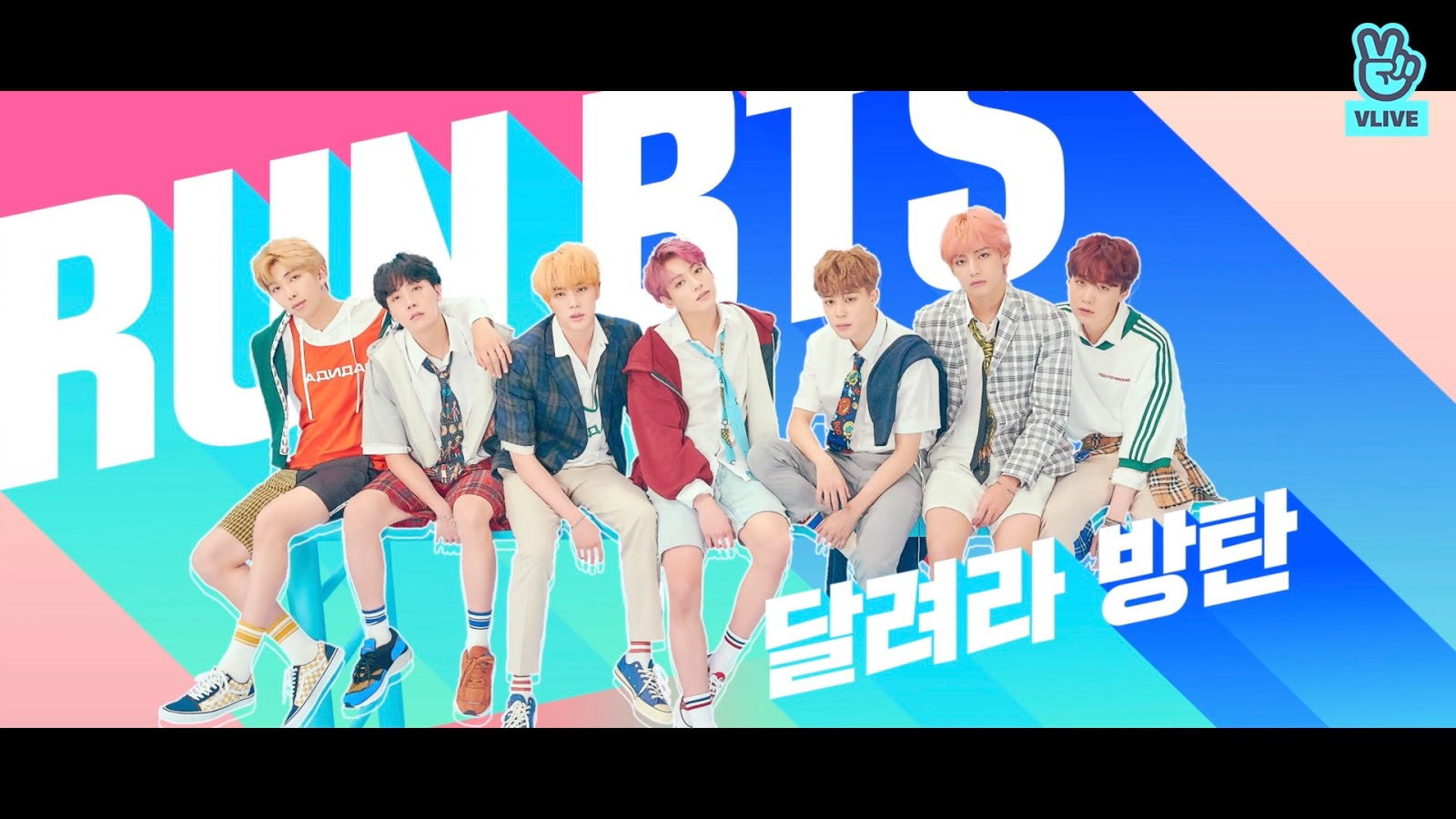 V LIVE] Download BTS – Run! BTS! Full with English