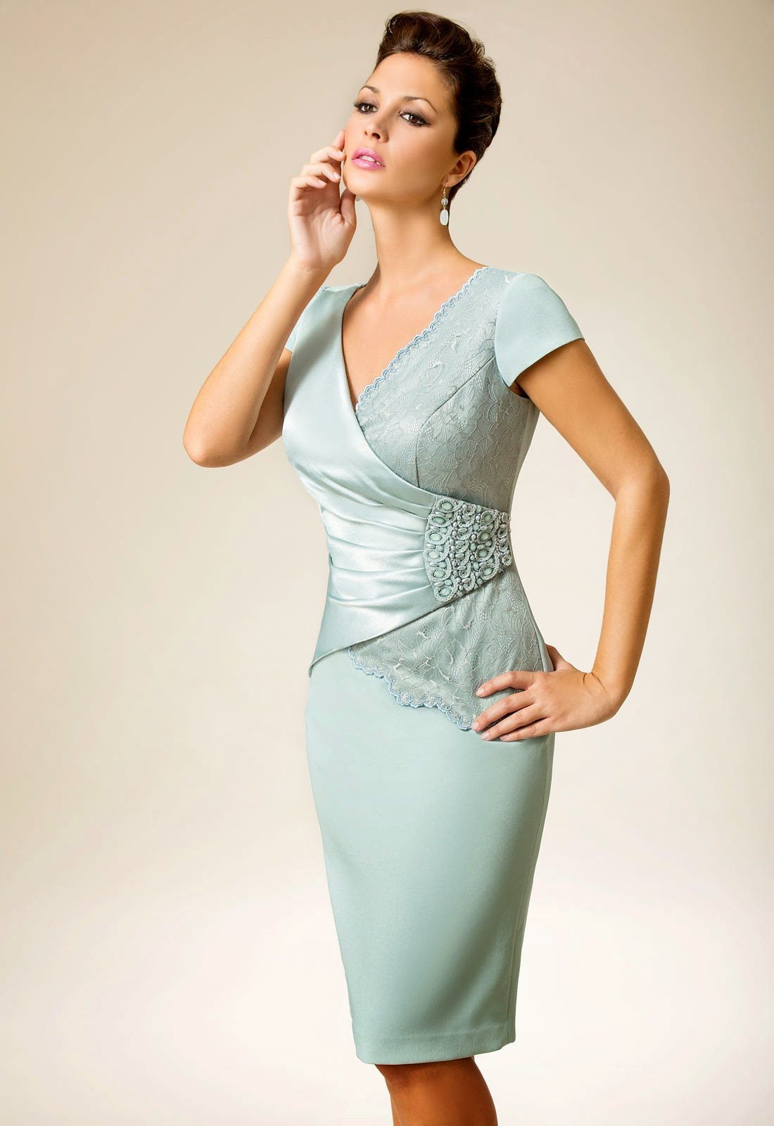 Elegantes etuikleid standesamt - Schöne Kleider dieser Saison