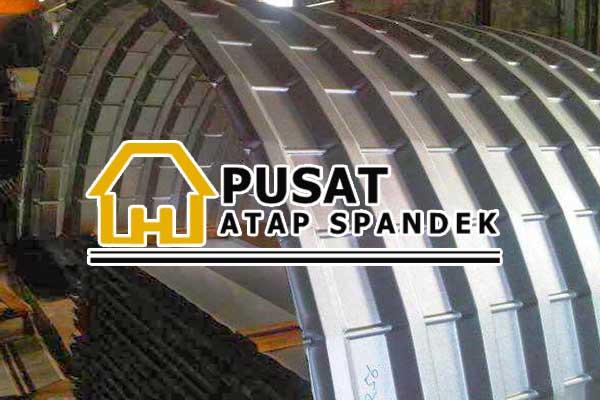 Pabrik Spandek Lengkung, Pabrik Atap Spandek Lengkung, Pabrik Atap Seng Spandek Lengkung