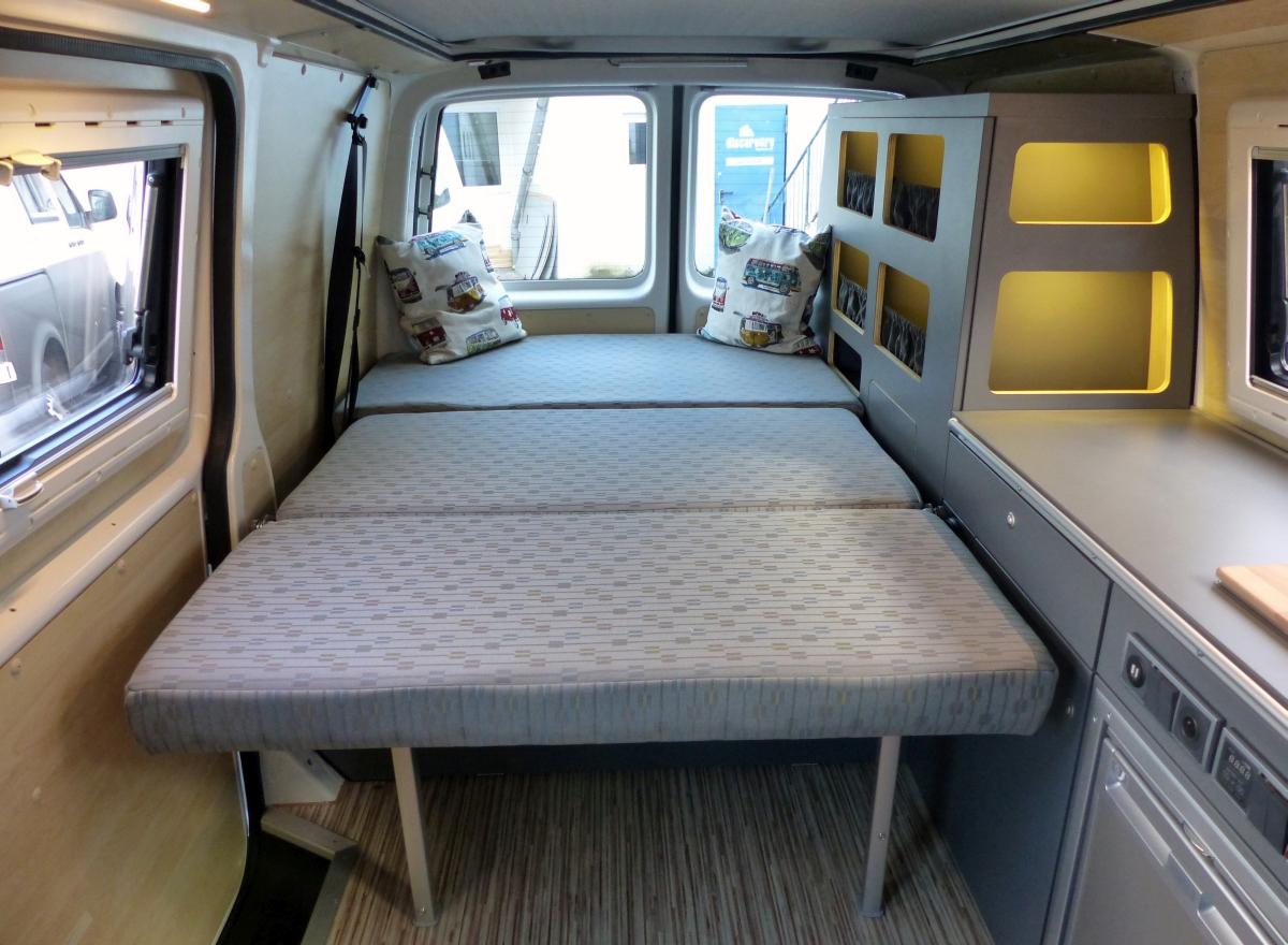 Campingbus: Februar 2016