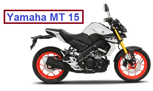 Yamaha MT 15 price and specification in India