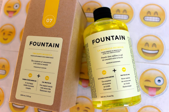 Fountain The Happy Molecule Blog Review Girl Culture