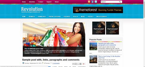 best-themes-for-shopping-blogs
