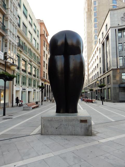 Culis monumentalibus, de Eduardo Úrculo, Oviedo, La Vetusta, España, Elisa N, Blog de Viajes, Lifestyle, Travel