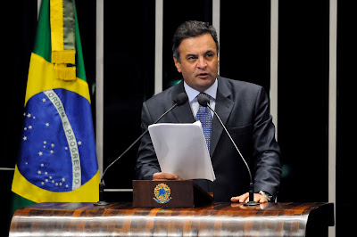 Senador Aécio Neves: Bom Gestor