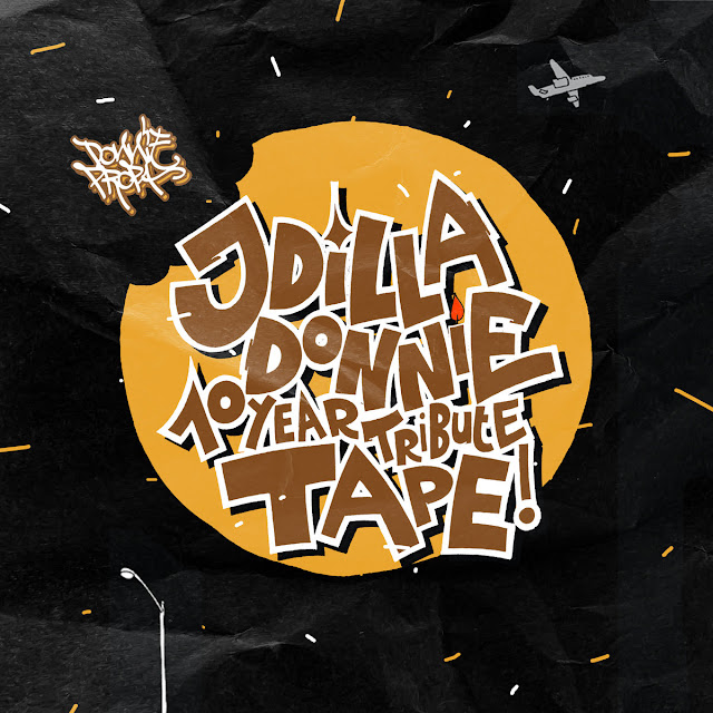 Donnie Propa 10 Year Tribute Tape - RIP J Dilla