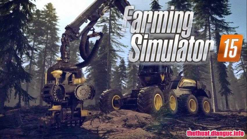 Download game Farming Simulator 15 Full Cr@ck Fshare