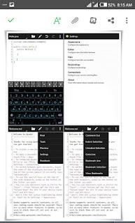 qouda Html source code editor