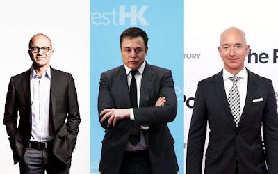"""هؤلاء هم أفضل 25 شخصًا لديهم التأثير الأكبر على """"صناعة التكنولوجيا"""""""