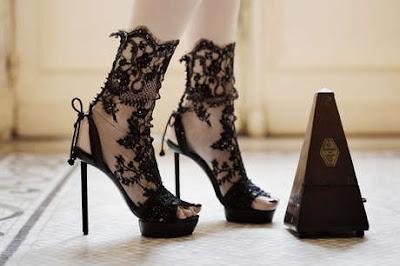 dantel-ayakkabi-moda