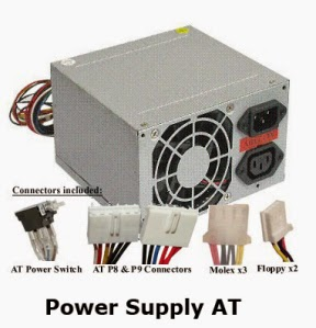 Jenis-Jenis Power Supply Komputer