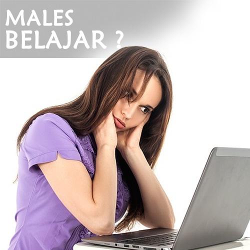 Sedang Males Belajar ? Coba Ikuti Tips ini