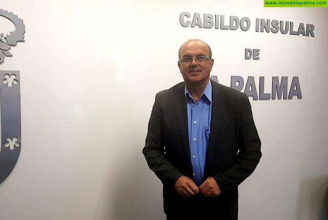 El Cabildo saca a licitación la mejora de la carretera del Zumacal por más de 400.000 euros