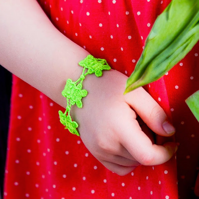 Bracelet motif ourson Missiu