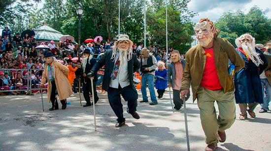 Programa Carnaval de Cochabamba 2017
