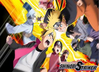 Naruto To Boruto Shinobi Striker [Full] [Español] [MEGA]