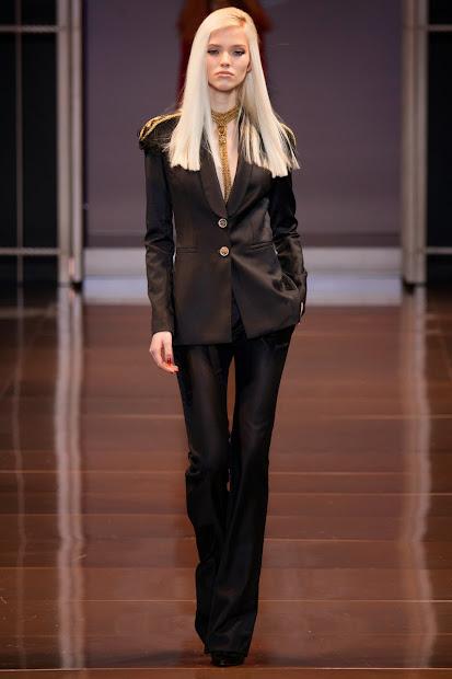 Andrea Janke Finest Accessories Glam-pop Fur Versace