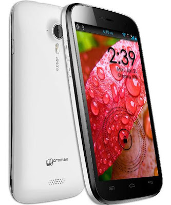 Micromax's Canvas HD A116